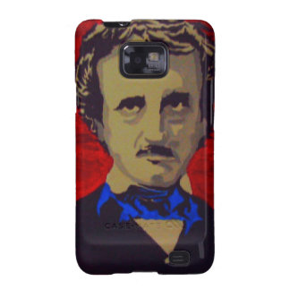 'Poe'  Samsung Galaxy S (T-Mobile Vibrant) Samsung Galaxy SII Cover