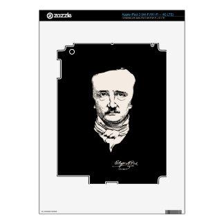 Poe Signed iPad 3 Decal