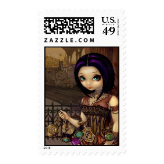 """Poe"" Stamp"