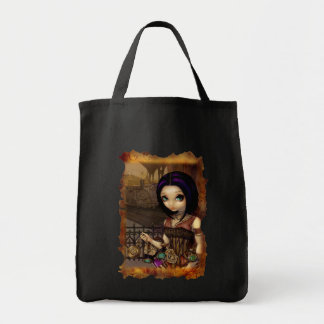 Poe - steampunk fairy Bag