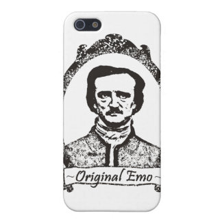 Poe: The Original Emo Case For iPhone 5/5S