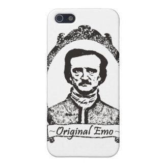 Poe: The Original Emo iPhone 5 Cases