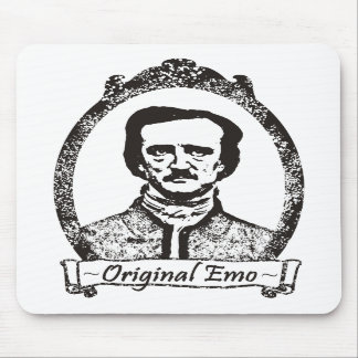 Poe: The Original Emo Mousepads