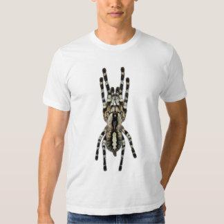 Poecilotheria regalis (Indian Ornamental) T Shirts