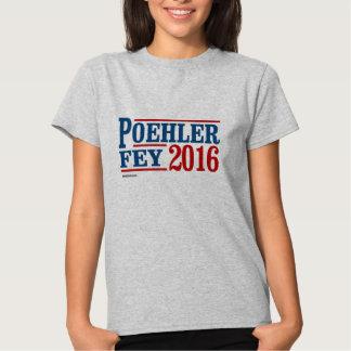 Poehler Fey 2016 Shirt