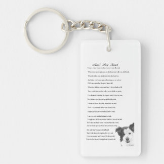Poem for Key chain