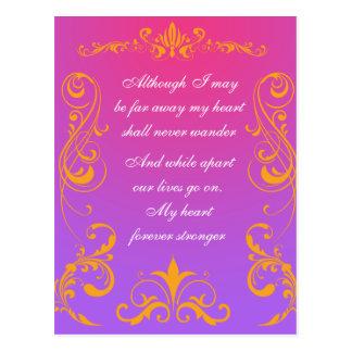 Poem Postcard