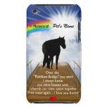 Poema conmemorativo del puente del arco iris para  iPod touch coberturas