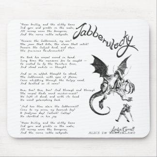 Poema de Jabberwocky Tapete De Ratón