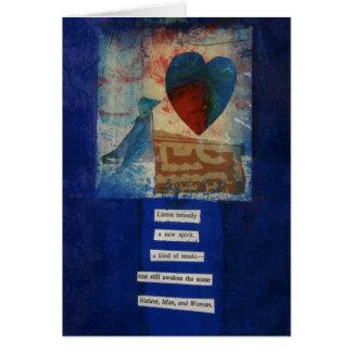 Poema del amor de Dada Felicitaciones