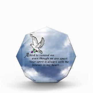 Poema del monumento del pájaro