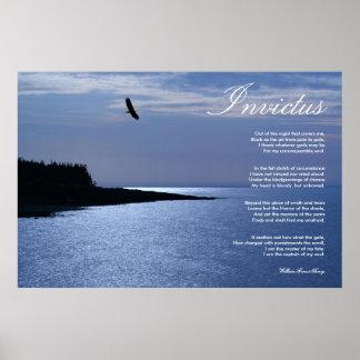 Poema inspirado del de Invictus Impresiones