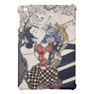 Poemas colgantes en un cerezo, Ishikawa Toyonobu