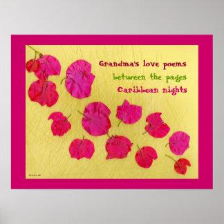 Poemas del amor de la abuela poster