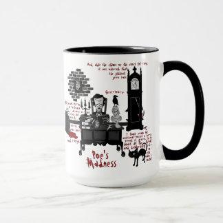 'Poe's Madness' (Version 2) Mug
