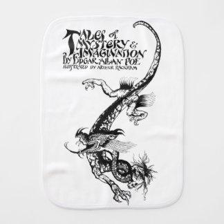 Poe's Tales of Mystery & Imagination Dragon Burp Cloths