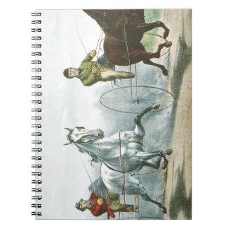 Poesía SUPERIOR del caballo Libros De Apuntes
