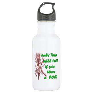 Poet 18oz Water Bottle