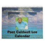 poet caldwell lee calendar