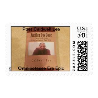 poet caldwell lee postage stamps