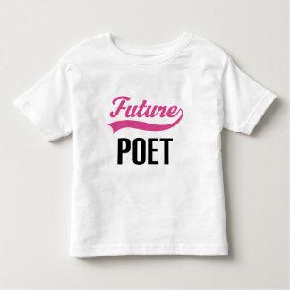 Poet (Future) Child Toddler T-shirt