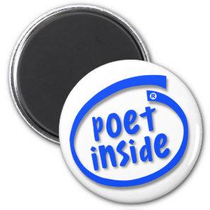 Poet Inside Magnet
