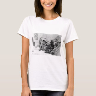 """Poet on a Mountaintop"" - Shen Zhou T-Shirt"