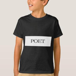 """Poet "" T-Shirt"