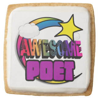 Poeta impresionante del arco iris de la estrella