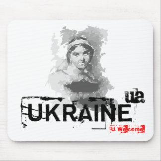 Poeta ucraniano alfombrillas de ratones