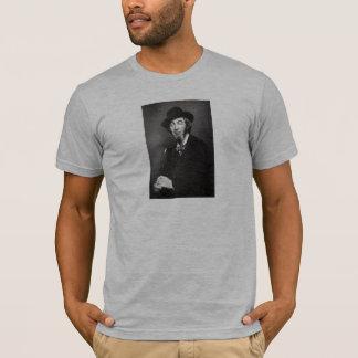 Poeta Walt Whitman en Nueva York 1848 Playera