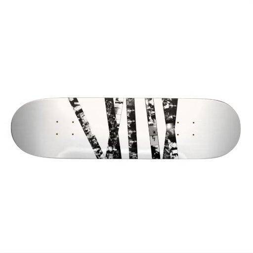 "Poetas y ladrones ""Freggae "" Skateboards"
