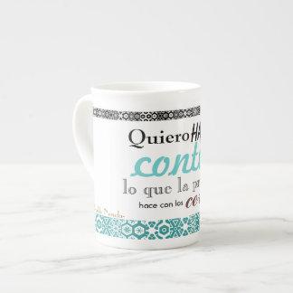 poetic cup tea cup
