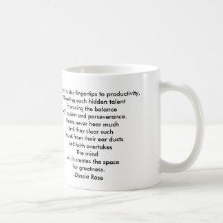 Poetic Mug