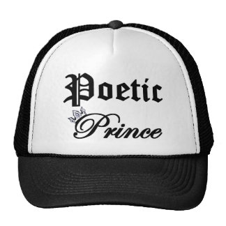 Poetic Prince Trucker Hat