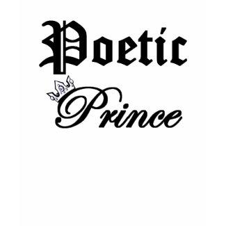 Poetic Prince shirt