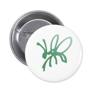 Poetica Bug Green Pins