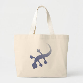 Poetica Gecko Canvas Bags