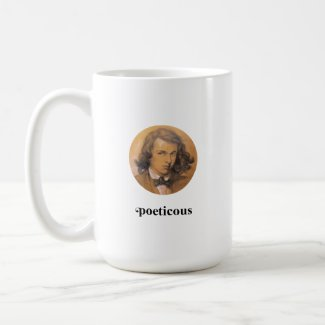 Poeticous Coffee Mug