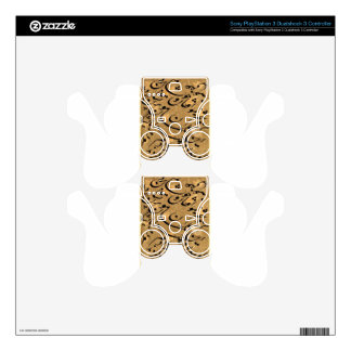 Poetric prayers for Ali by Mir Ali Tabrizi Skins For PS3 Controllers