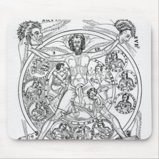 Poetry and Music Mousepads