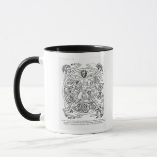 Poetry and Music Mug