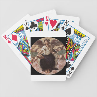 Poetry, from the 'Stanza della Segnatura' Raphael Bicycle Playing Cards
