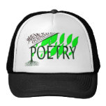 poetry hats