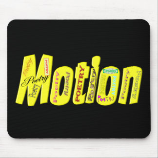 Poetry in Motion Mouse Pad