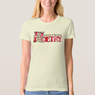 POETRY LIBRETTO T-Shirt