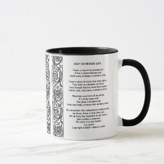 Poetry Mug III