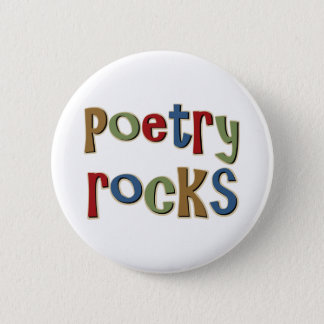 Poetry Rocks Button