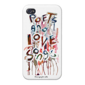 poets and love songs covers for iPhone 4
