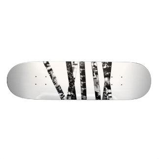 "Poets and Thieves ""Freggae"" Skate Board"